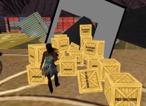 Cargo Cult cargo boxes