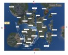 Seaside Dreams Map