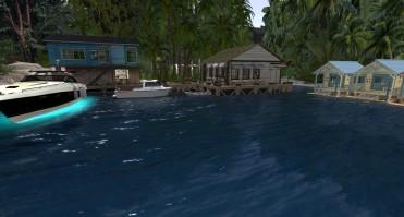 Grid Trekker Dock and Member House