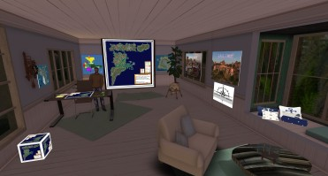Grid Trek Office, inside
