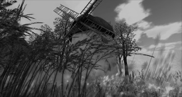 Windmill.Breath of Nature