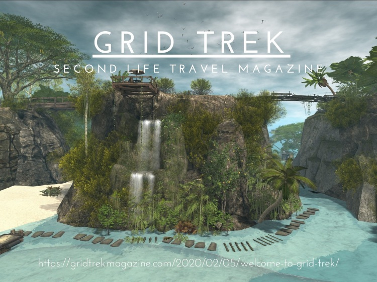 June Grid Trek Poster resized