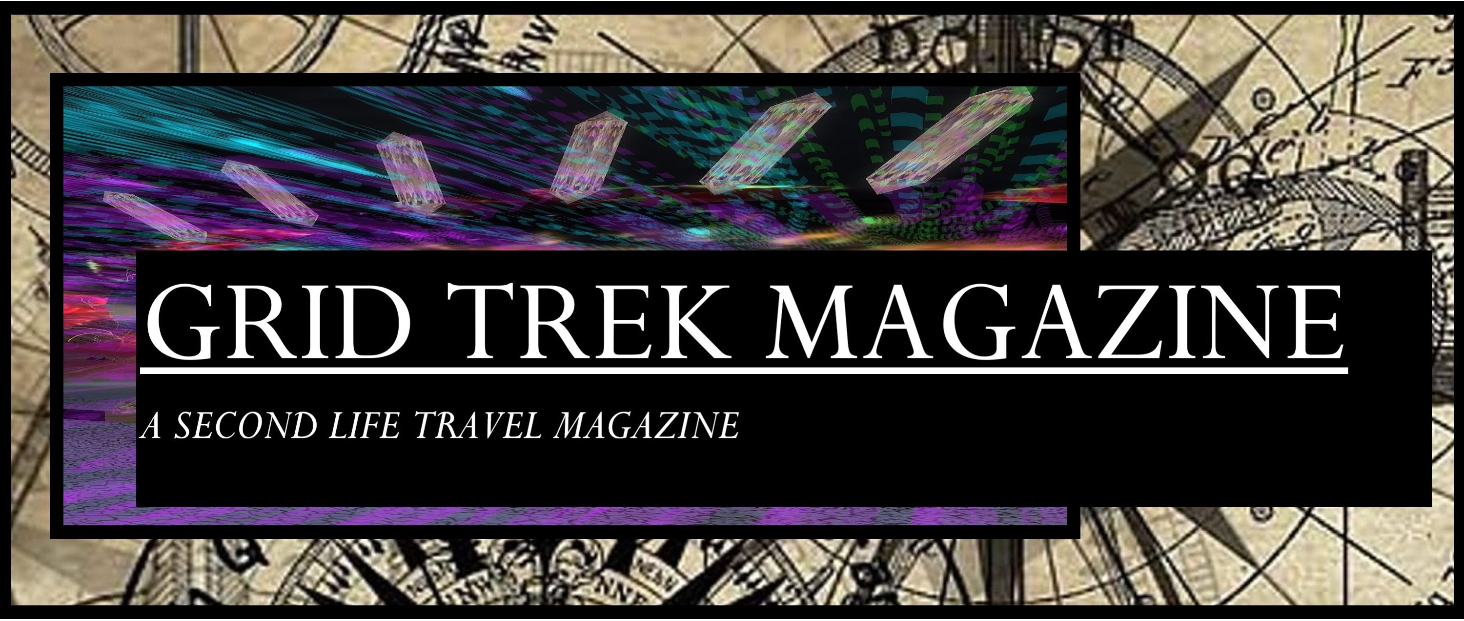 Grid Trek Magazine